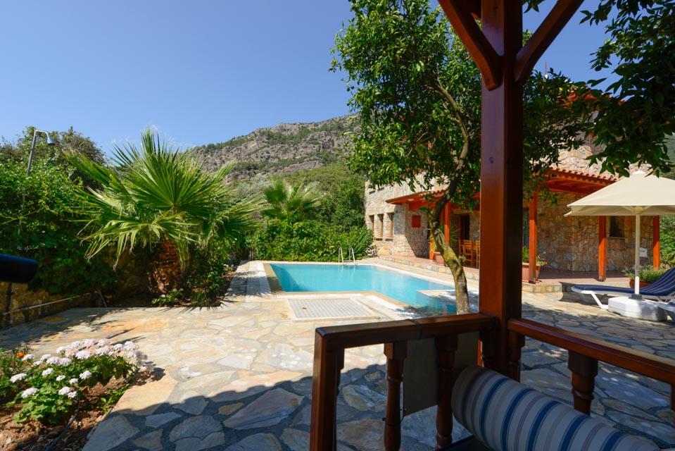 Luxury Villa Lale on the unspoilt Bozburun Peninsula